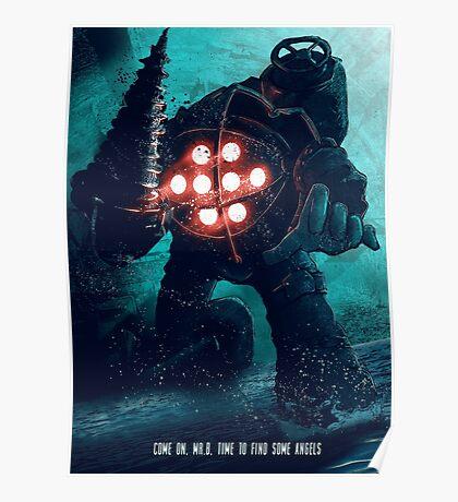 Big Daddy (BioShock) Poster