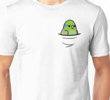 Too Many Birds! - Pacific Parrotlet Unisex T-Shirt