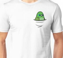Too Many Birds! - Spectacled Parrotlet Unisex T-Shirt