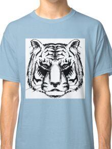 Tiger Head Classic T-Shirt