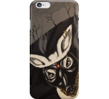 Eyes on the prize iPhone Case/Skin