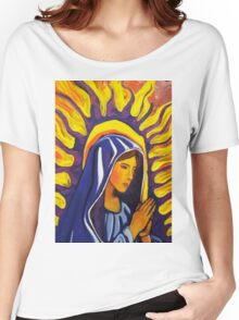 Mother Mary Women's Relaxed Fit T-Shirt