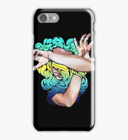 Wallflower (Social Disease Original) iPhone Case/Skin