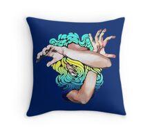 Wallflower (Social Disease Original) Throw Pillow