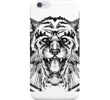 Weretiger iPhone Case/Skin