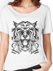 Weretiger Women's Relaxed Fit T-Shirt