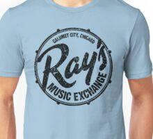 Ray's Music Exchange - Black Unisex T-Shirt