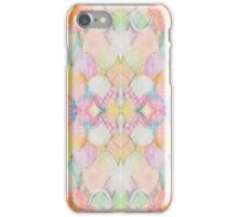 Washout Scale Pattern iPhone Case/Skin