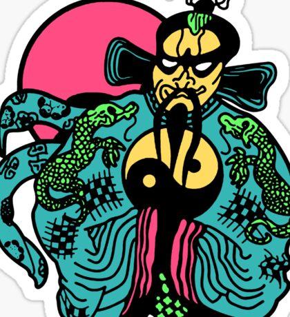 J B Sticker