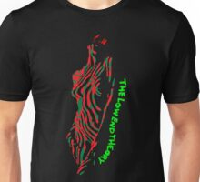 a tribe called quest, atcq, radio, funny, awesome, rap, hip hop, album, music, 90s, techno, trending, jazz Unisex T-Shirt