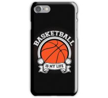 Cool Basketball Designed Products. iPhone Case/Skin