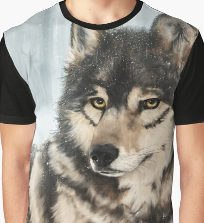 Forest Guardian Graphic T-Shirt