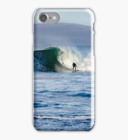 Surf at Thurso East iPhone Case/Skin