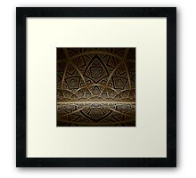 Eos and Orion Framed Print
