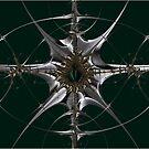 Multipolar Neuron by Ross Hilbert