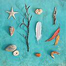 Sea, Land & Sky by Elena Kolotusha