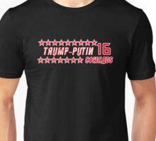 trump putin 16 TrumpsTiesToRussia Unisex T-Shirt