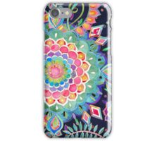 Color Celebration Mandala iPhone Case/Skin