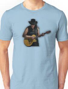 sixto rodriguez illustration searching for sugar man rock icon lyrics inspirational movie hippie t shirts  Unisex T-Shirt