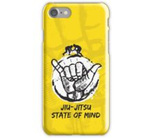 BJJ state of mind 2 iPhone Case/Skin