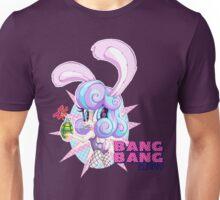 Bang Bang Bunny Unisex T-Shirt