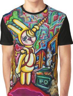 THE DREAMER FANTASY ART  Graphic T-Shirt