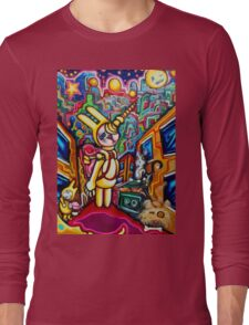 THE DREAMER FANTASY ART  Long Sleeve T-Shirt