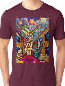 THE DREAMER FANTASY ART  Unisex T-Shirt