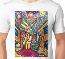 THE DREAMER FANTASY ART  Unisex T-Shirt