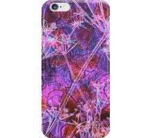 Meadow mania iPhone Case/Skin