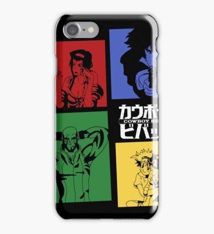 Cowboy Bebop - Tank II iPhone Case/Skin