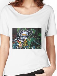 THE LOST ART FANTASY BY JOSE JUAREZ Women's Relaxed Fit T-Shirt