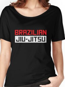 Brazilian Jiu-Jitsu (BJJ) Women's Relaxed Fit T-Shirt