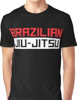 Brazilian Jiu-Jitsu (BJJ) Graphic T-Shirt