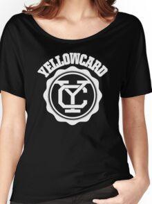 Yellowcard  Women's Relaxed Fit T-Shirt