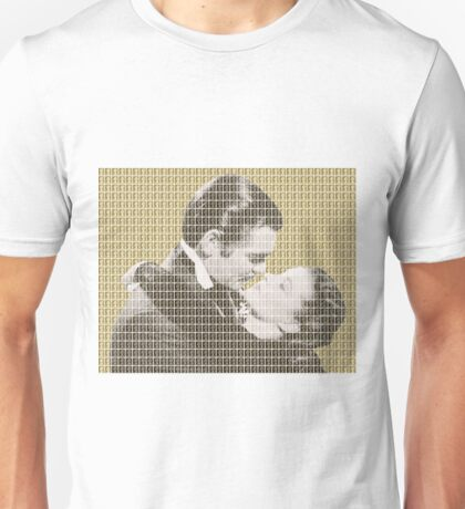 Gone With The Wind - Gold Unisex T-Shirt