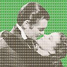 Gone With The Wind - Green by Gary Hogben