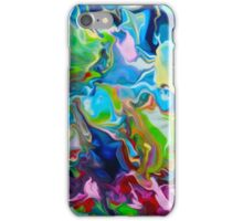 Abstract passion  iPhone Case/Skin