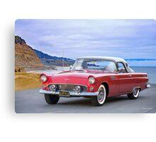 1955 Ford Thunderbird Canvas Print