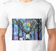 BEST FRIEND ANIMAL FANTASY ART Unisex T-Shirt