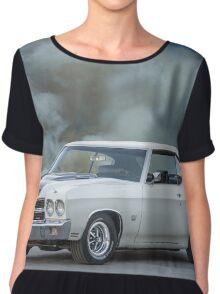 1970 Chevrolet Chevell SS396 Chiffon Top