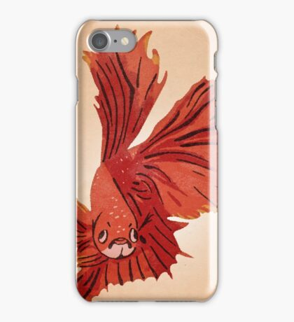 Betta Than You iPhone Case/Skin