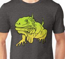 Iguana - Leguan Reptile Unisex T-Shirt