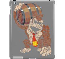 DK Bits iPad Case/Skin