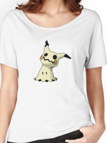 Mimikyu Women's Relaxed Fit T-Shirt