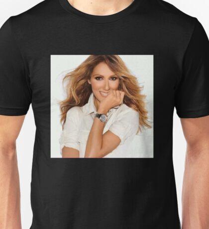 celine dion tour 2016 harta one Unisex T-Shirt