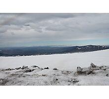 Glacier  Photographic Print