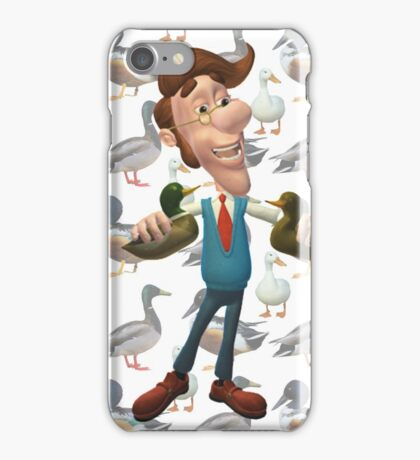 Actually, I'm More of a Duck Kind of Guy iPhone Case/Skin