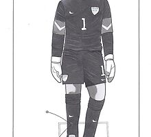 Tim Howard by DavidSquires