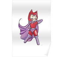 Supercats- Magneto  Poster
